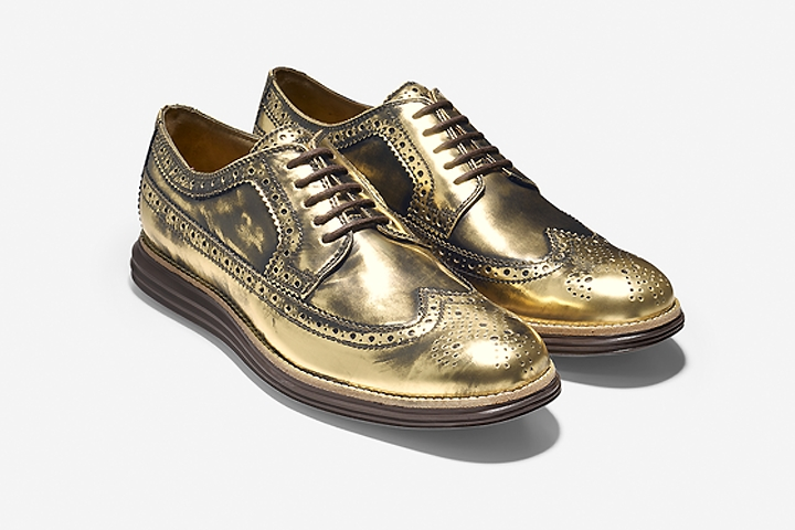 db67ba95595 Original grand long wingtip shoes by Cole Haan