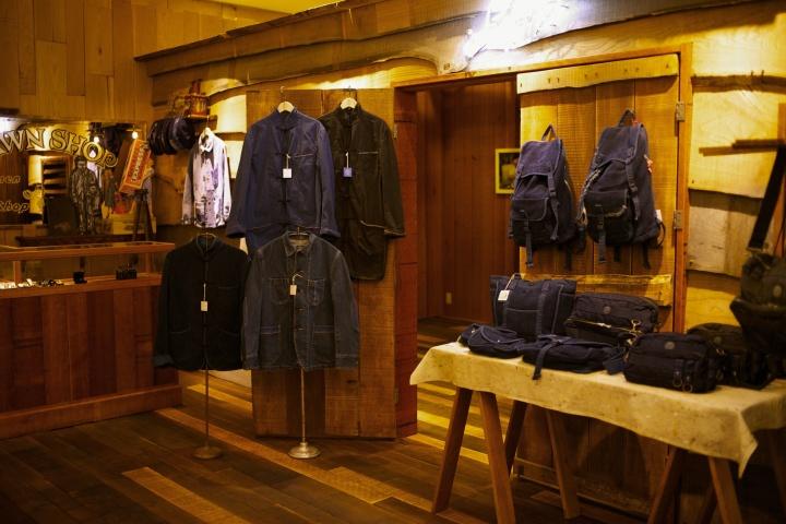 日本Porter服装店设计