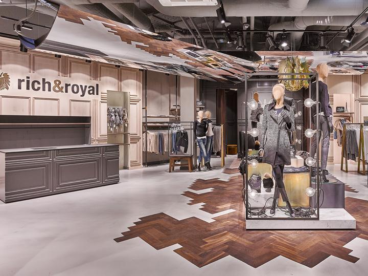 187 Rich Amp Royal Store By Blocher Blocher Shops Berlin