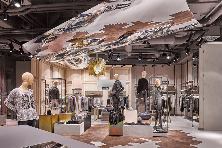 rich royal store by blocher blocher shops berlin. Black Bedroom Furniture Sets. Home Design Ideas