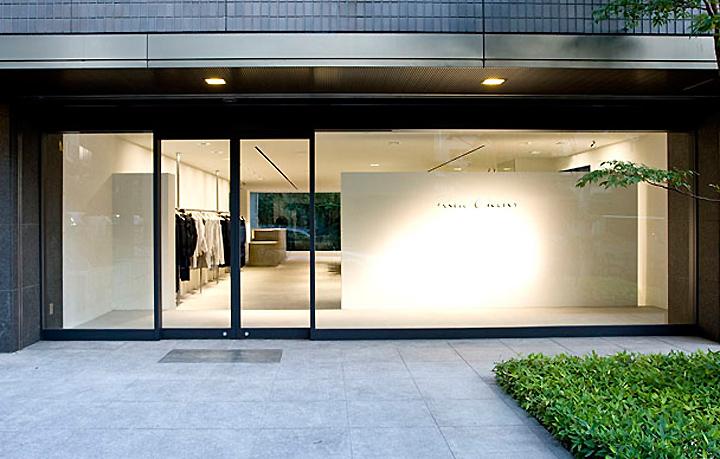 187 Rick Owens Flagship Store Tokyo Japan