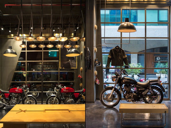 187 Royal Enfield Store By Lotus New Delhi India