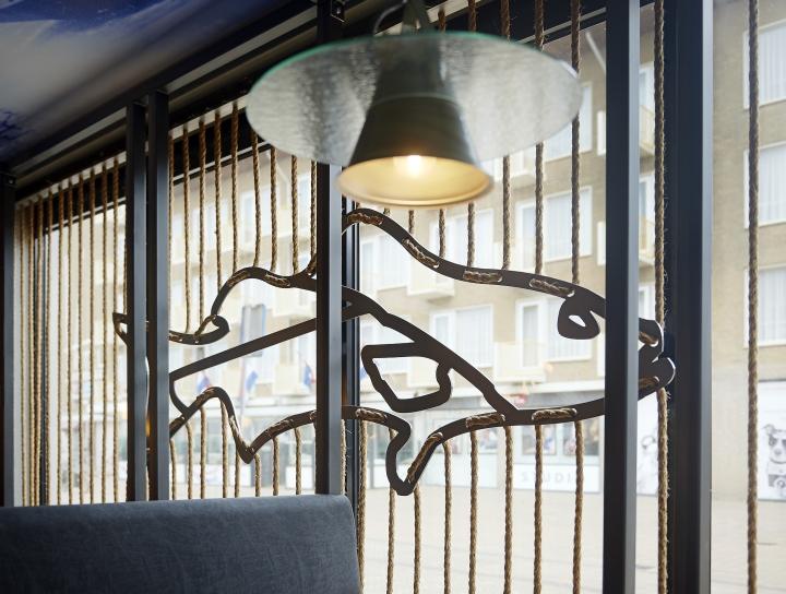 Schuitemaker Vis fish shop u0026 restaurant by Dirk van Berkel Katwijk u2013 Netherlands » Retail Design Blog & Schuitemaker Vis fish shop u0026 restaurant by Dirk van Berkel Katwijk ...