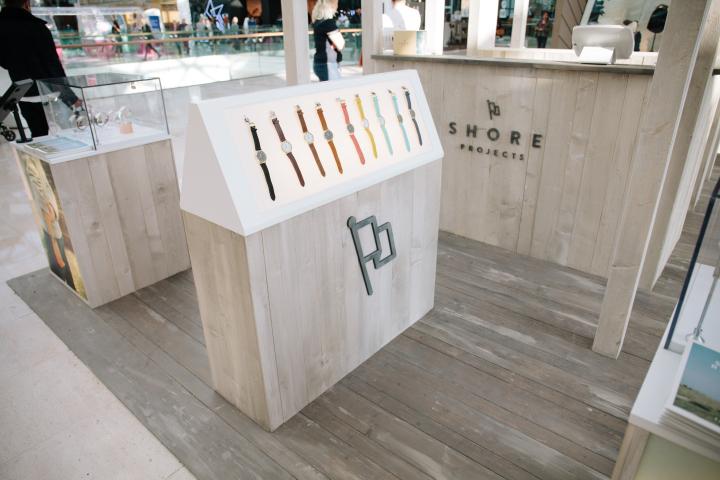 英国伦敦手表店设计