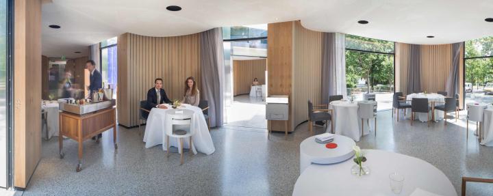Steirereck restaurant by ppag architects vienna austria