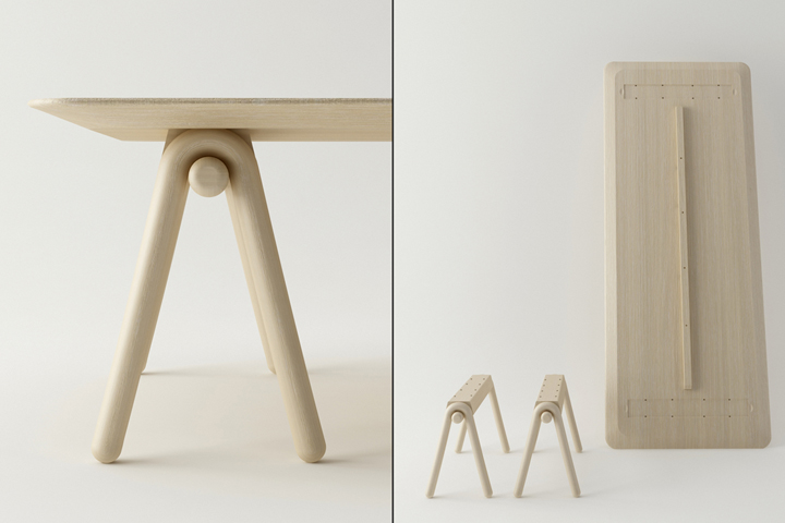 Stick Table By Stone Designs For Actus