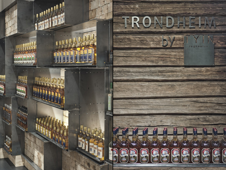 Stjordal Norway  city images : ... store by TYIN Tegnestue at Trondheim Airport, Stjordal – Norway