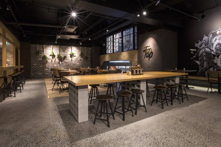 187 Tap Espresso And Salad Bar By Morris Selvatico Sydney