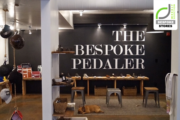 The Bespoke Pedaler Store Denver Colorado