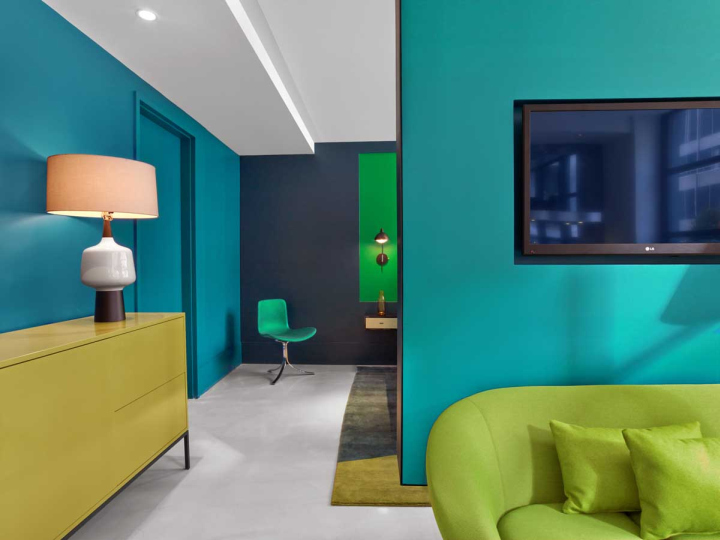 The william hotel by in situ design together lilian b for Design hotel jaz in the city