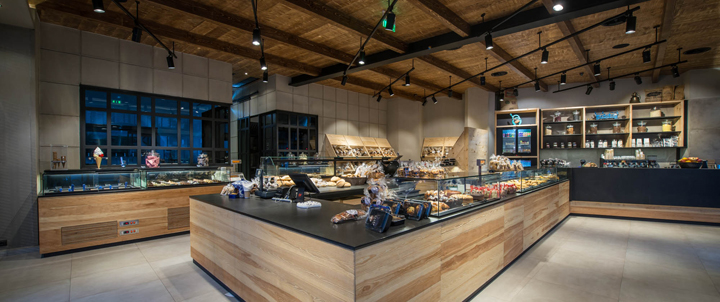 Veneris Bakery By Manousos Leontarakis Amp Partners