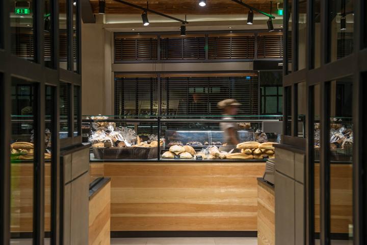 希腊伊拉克利翁面包店设计