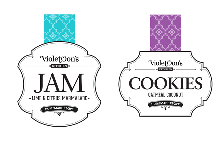 Violet Oon branding by Bravo Company 14 Violet Oon branding by Bravo Company