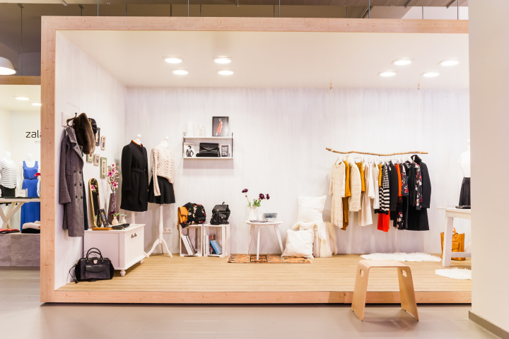 Zalando Zlabels Showroom By Real Innenausbau Berlin