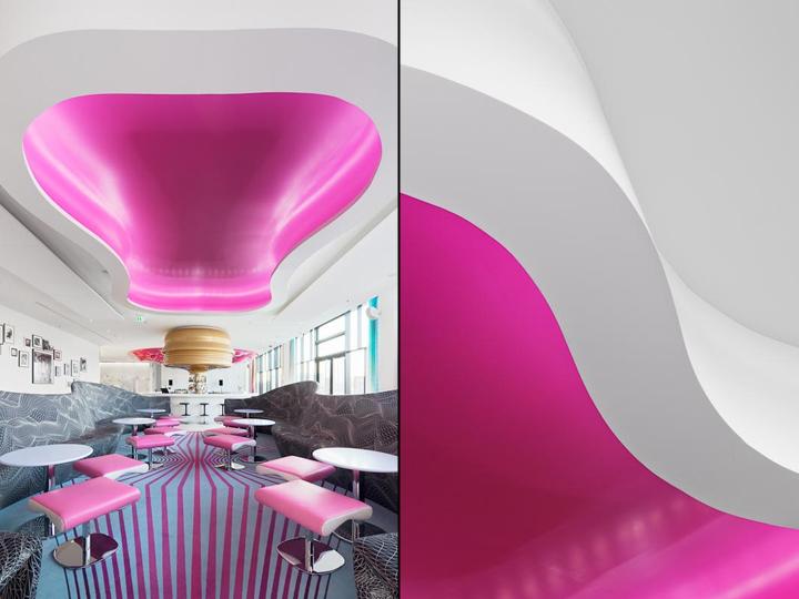 nhow Hotel by Sergei Tchoban Karim Rashid Berlin Germany 03 nhow Hotel by Sergei Tchoban & Karim Rashid, Berlin   Germany