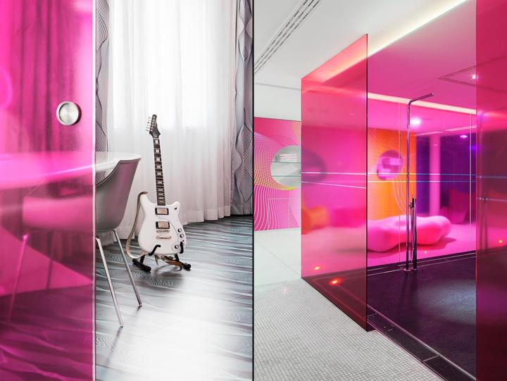 nhow Hotel by Sergei Tchoban Karim Rashid Berlin Germany 13 nhow Hotel by Sergei Tchoban & Karim Rashid, Berlin   Germany