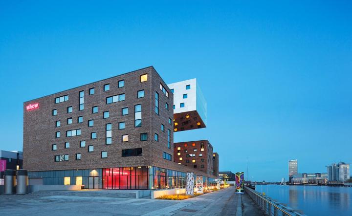 nhow Hotel by Sergei Tchoban Karim Rashid Berlin Germany 21 nhow Hotel by Sergei Tchoban & Karim Rashid, Berlin   Germany