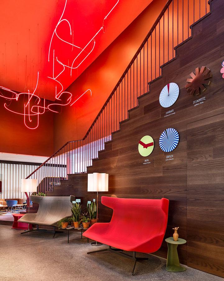 25hours Hotel By Alfredo Hberli Design Development Zurich West Switzerland