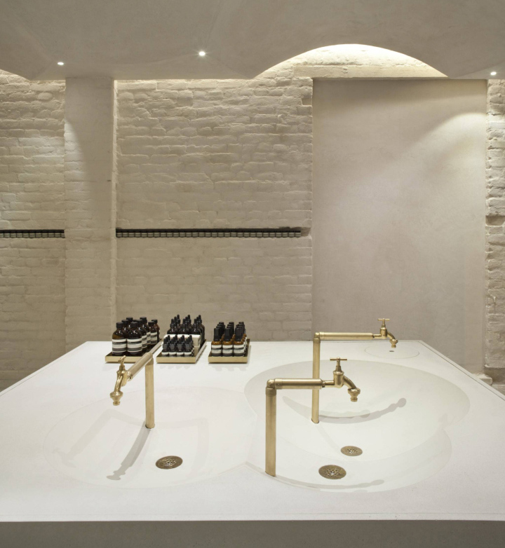 Aesop Store By Snhetta Oslo Norway December 18th 2014 Retail Design Blog