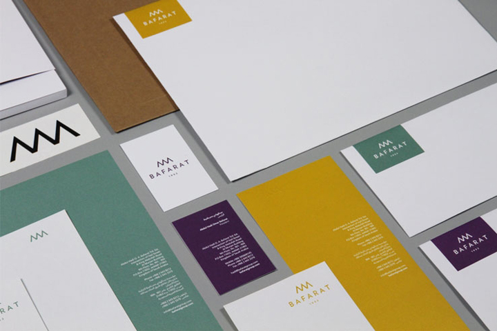Bafarat branding by Blacksheep Bafarat branding by Blacksheep