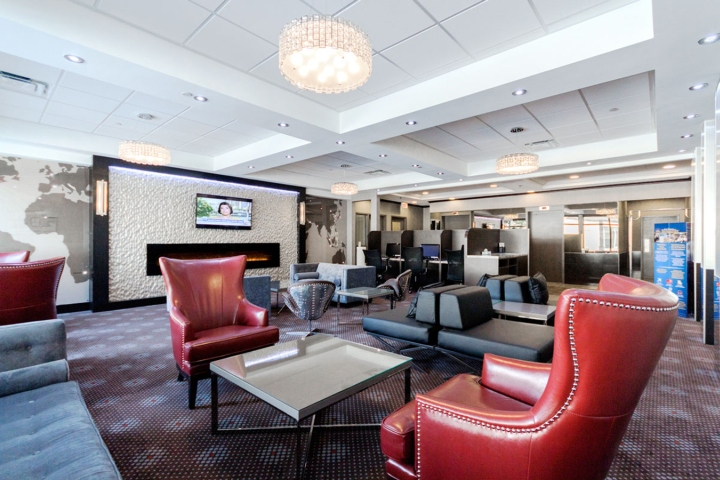 Best western toronto airport hotel by ambience design for Best western toronto