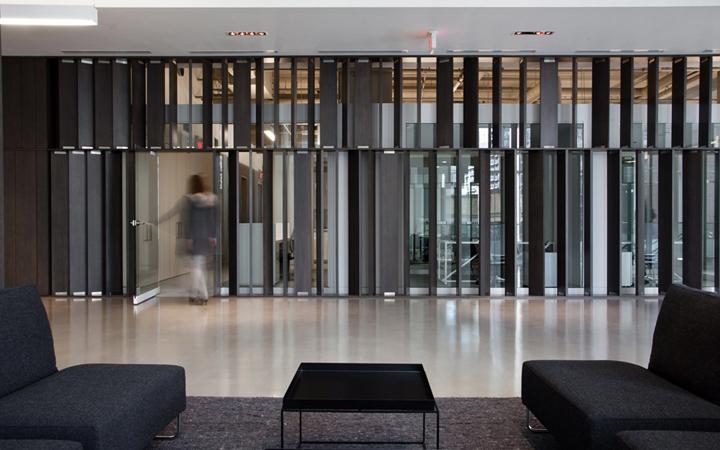 加拿大温哥华培训和教育中心设计