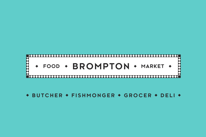 Brompton Food Market brand identity by Design Friendship 05 Brompton Food Market brand identity by Design Friendship