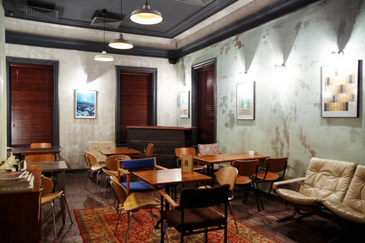 Only Last Month Dewaru0027s Powerhouse Opened In A 19th Century Mansion In The  Cityu0027s Taganskiy Neighbourhood. Originally A Recording Studio, Powerhouse  Teamed ...
