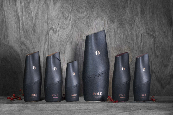 FØLE护肤产品品牌包装设计