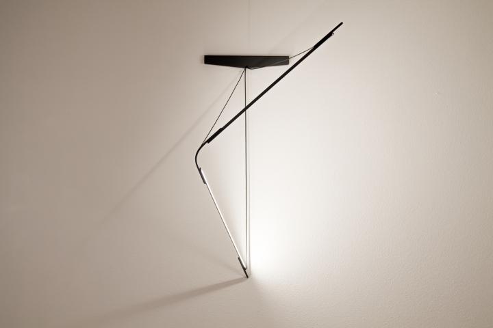 187 Fly Light Wall Modular Wall Lamp By Geoffroy Gillant