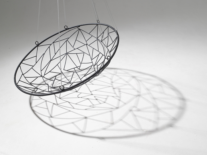 Hanging Chairs By Joanina Pastoll At Studio Striling