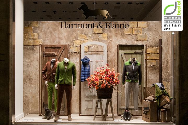 Harmont Blaine Windows 2017 Fall Milan Italy
