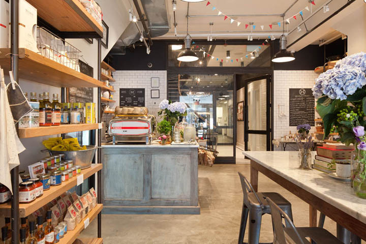 Kitchen Store In House Stunning Haven's Kitchen Store And Restaurantturett Collaborative Design Inspiration
