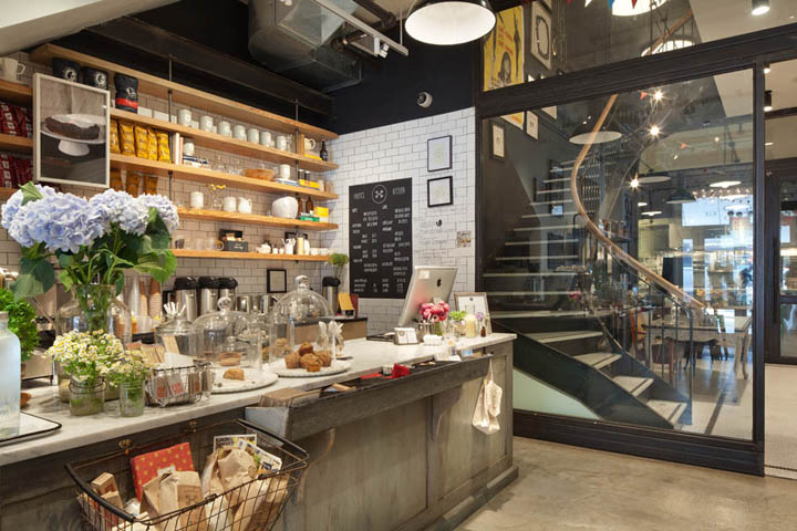 store and restaurant by turett collaborative architects new york city