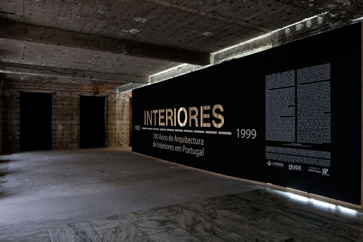 Interiors 100 Years Of Interior Architecture In Portugal