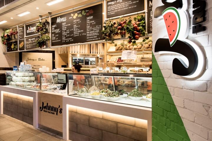 187 Johnny S Fruit Factory By Mima Design Sydney Australia