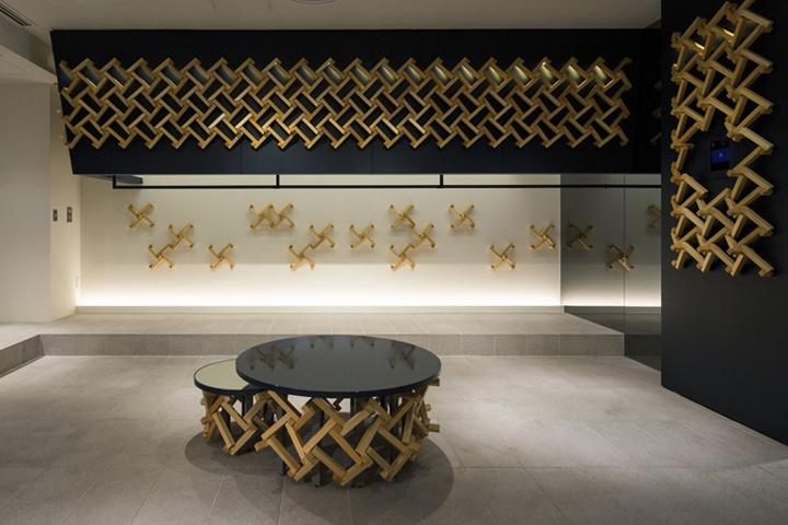 Jun Hashimoto Flagship Store By The Design Labo Tokyo Japan