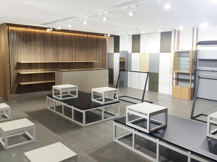 Mr simple store by prospace design studios brisbane for Interior design agency brisbane