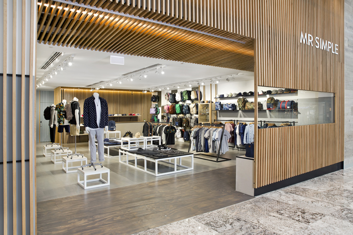 mr simple store by prospace design studios brisbane