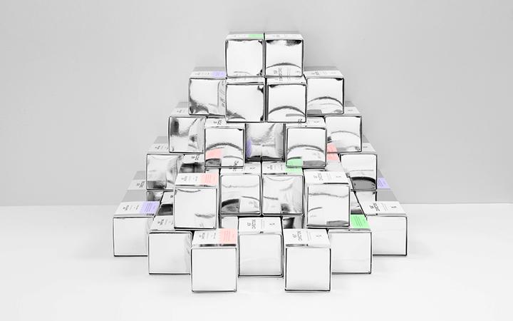 anagrama糖果饼干包装盒设计