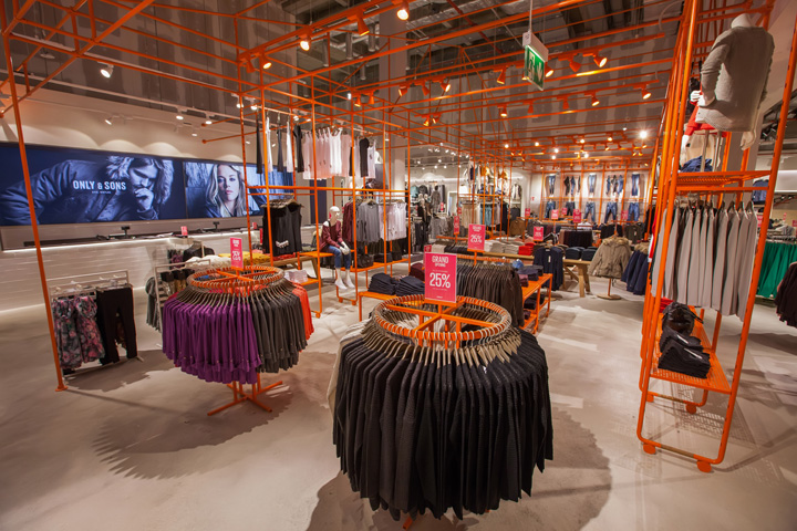 Only Flagship Store By Riis Retail Dresden Germany