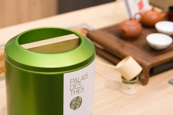 法国巴黎Palais茶叶店设计