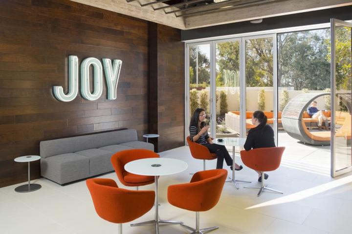 Joy总部办公室设计