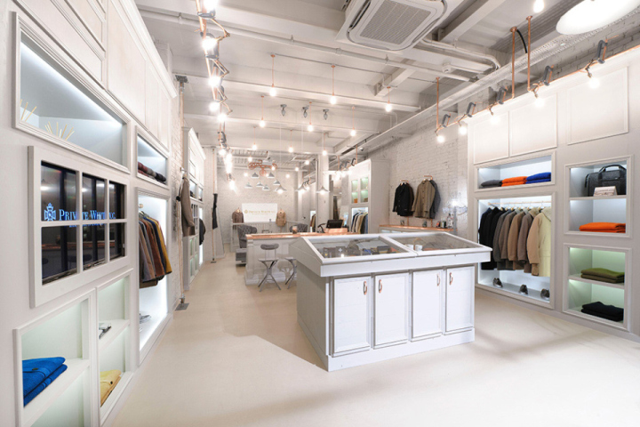The new Duke Street door is Y 3 Opens Flagship Store At Conduit Street In London