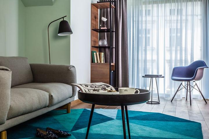 Puro Hotel by Blacksheep Poznan Poland Retail Design Blog