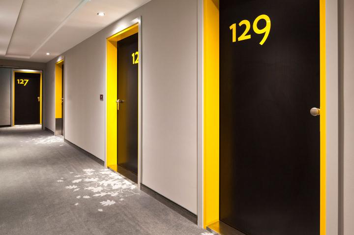Puro hotel by blacksheep wroclaw poland retail design for Hotel design 06