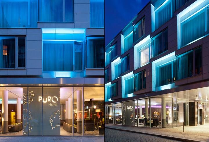 Puro hotel by blacksheep wroclaw poland retail design for Hotels wroclaw