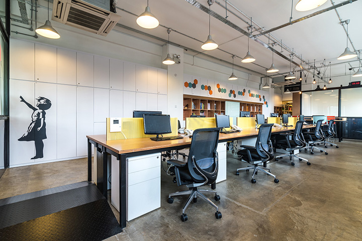 Sennex office by Sennex consultants, Singapore » Retail Design Blog