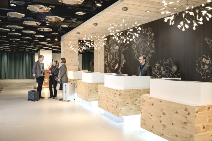 Torsten Pinter GM Of SwisstelZurich Said The New Lobby Offers Us Opportunity To Welcome Our Guests In A Unique Atmosphere