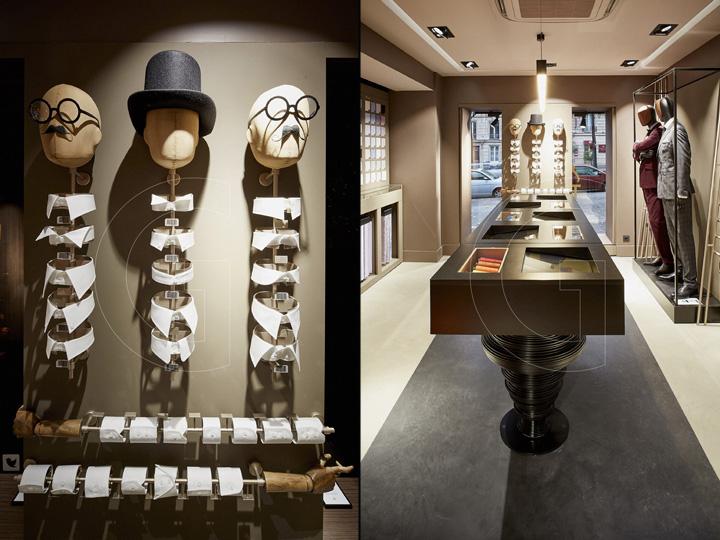 Tailor Corner Store By Generous Paris France 187 Retail